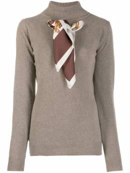 Jejia свитер с деталью в виде шарфа 2739J2M104X190792