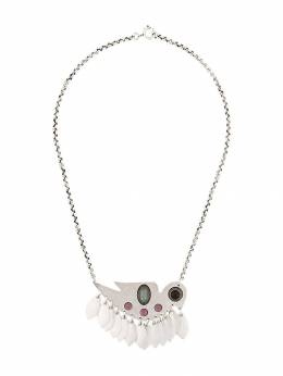 Isabel Marant - bird motif necklace 09999H669B9559965500