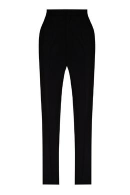Узкие черные брюки No. 21 35157720