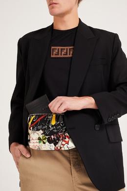 Держатель для карт Bag Bugs Fendi 1632157987