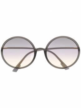 Dior Eyewear солнцезащитные очки с круглыми градиентными стеклами SOSTELLAIRE3