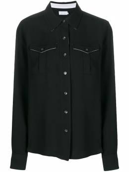 Calvin Klein - блузка свободного кроя K0663699356963900000