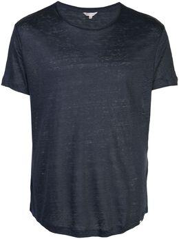 Orlebar Brown футболка с круглым вырезом 265745
