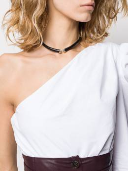 Isabel Marant - buffalo horn choker necklace 09099H663B9559959900