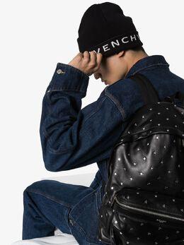 Givenchy - шапка бини с логотипом 66635Y93955856650000