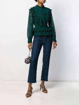 Just Cavalli - блузка с оборками DL6006N3956595539989