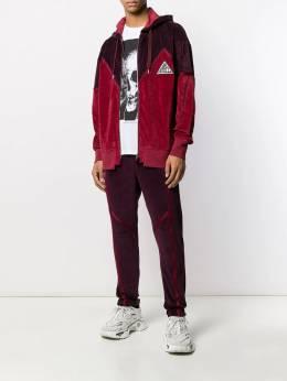 Just Cavalli - спортивные брюки с нашивкой-логотипом KA6993N0950995530639