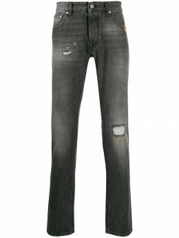 Just Cavalli - джинсы кроя слим с эффектом потертости LA6689N3969595583356