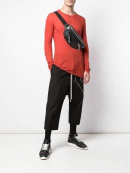 Rick Owens - long sleeve T-shirt 9F5050UC955805990000