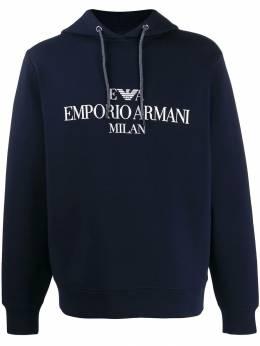 Emporio Armani худи с логотипом 6G1MP11JHSZ