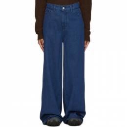 Ymc Indigo Debbie Jeans Q4MAS