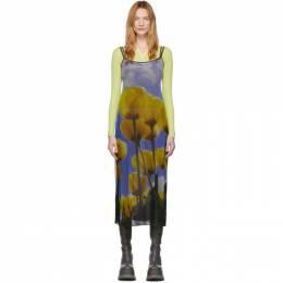 Sunnei Multicolor Tulip Double Dress 192736F05500101GB