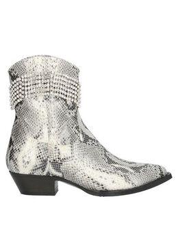 Полусапоги и высокие ботинки Chiara Ferragni 11787841QC