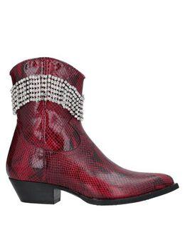 Полусапоги и высокие ботинки Chiara Ferragni 11787191CE