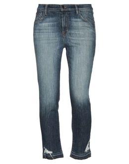 Джинсовые брюки J Brand 42721715UP