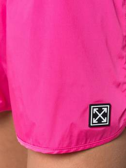 Off-White спортивные шорты OWCB020R19A390572800