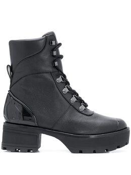 MICHAEL Michael Kors ботинки на массивной подошве 40F9KLFE6L
