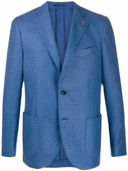 Lardini - patch pocket blazer 08AEILRP535989558356