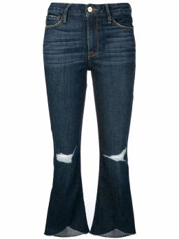 Frame cropped flared jeans LCMBSW148KEELEYCOURT