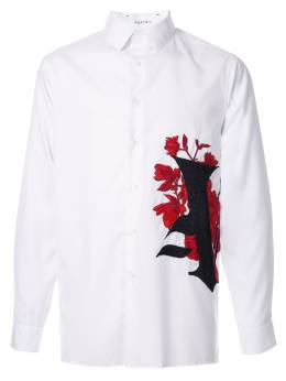 Ports V рубашка с вышивкой VN9HCL83FWC036