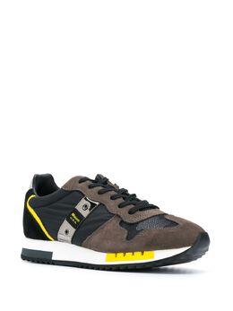 Blauer - кроссовки Queens со вставками ENS69955896580000000