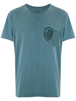 Osklen - футболка с принтом Brasão 88950686360000000000