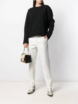 Nº21 - high waist tailored trousers B6093659956683800000