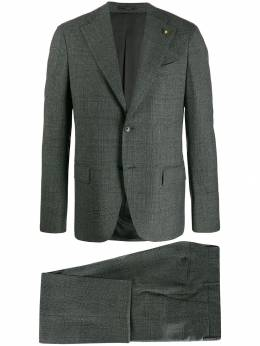 Lardini - Glen check pattern suit 80AQILRP535989558688