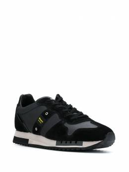Blauer - кроссовки Queens со вставками ENS69955896590000000