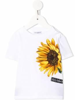 Dolce & Gabbana Kids - футболка с принтом TAZG3TTI956865960000