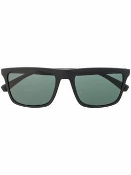 Emporio Armani - солнцезащитные очки в фактурной квадратной оправе 56939559950600000000