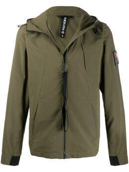 Raeburn куртка с капюшоном и нашивкой-логотипом RAE1104MM19W