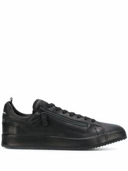 Officine Creative - flat lace-up sneakers TWLU663GIANOBLAC9559