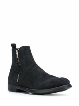 Officine Creative - side zipped boots HIVE669HUNT996669559