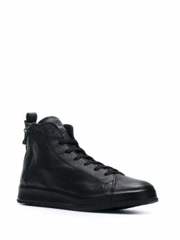 Officine Creative - flat lace-up sneakers TWLU665GIANOBLAC9559