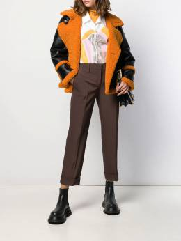 Prada - cropped tailored trousers 56LG3995559699000000