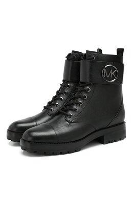 Кожаные ботинки Tatum MICHAEL Michael Kors 40F9TAFB6L