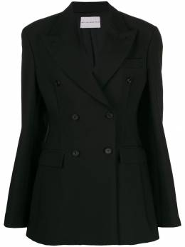 Matthew Adams Dolan - fitted double breasted coat 9J663956668680000000