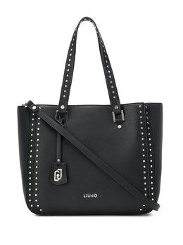 LIU JO - studded tote bag 666E6639955953850000