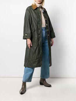 Barbour - x Alexa Chung Maisie waxed coat PS0665LWX69539555390