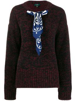 Jejia свитер с шарфом 2739J2M103X190793