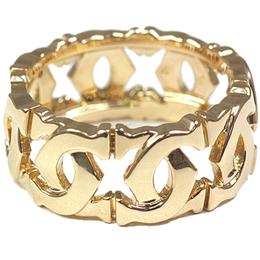 Cartier C De Cartier 18K Yellow Gold Ring Size 49 235003
