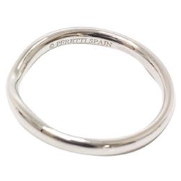 Tiffany & Co. Platinum Band Ring Size 48 235069
