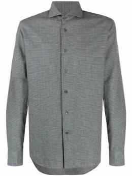Corneliani рубашка в ломаную клетку 84P12298115912R