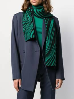 Rokh - трикотажный шарф с узором A05MW955869650000000