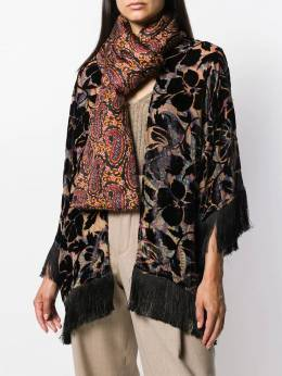 Etro - шарф с принтом пейсли 06559395035565000000