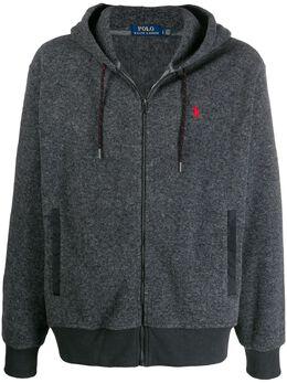 Polo Ralph Lauren худи на молнии с логотипом 710768833002