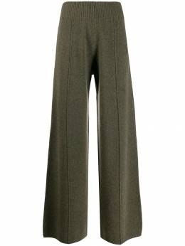 Pringle of Scotland - knitted wide leg trousers 60595033539000000000