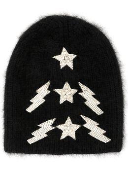 Jennifer Behr шапка бини Bowie 46XA31BLACK