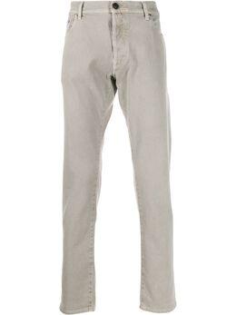 Jacob Cohen - mid-rise comfort fit jeans 669358V5069956636950